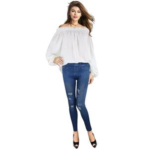 Casual Pant Set for Women Sexy, Summe Clothing for Women, Blouse&Pant Set for Women, #N12714