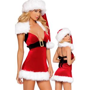 pic Sexy Christmas Outfit XT3096 58 10 140 adult Halloween costumes Zombie Costume. We all love a good zombie.