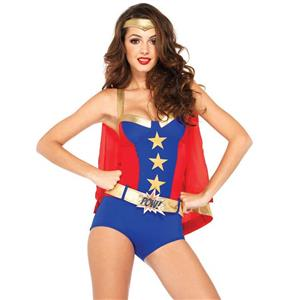 Sexy Comic Book Costume N10693