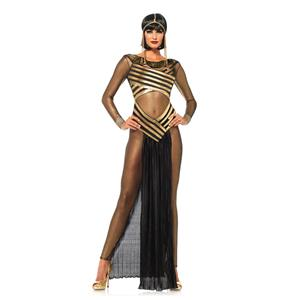 Egyptian Costume, Halloween Costume, Fancy Dress, Halloween Costume, Goddess Costume, Dance Costume, #N11791