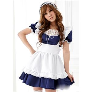 Sexy Erotic Adult Maid Costume, Japonese Maid Costume, Adult Maid Costume, #M8252