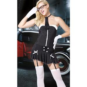 Executive Lady, Naughty Executive Costume, Sexy Secretary Costume, Office Women