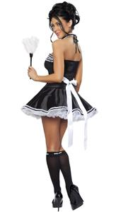 sexy fifi french maid costume n8542