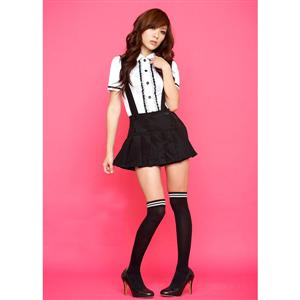 School Girl Costume, Sexy Schoolgirl Costume, Sexy School Girl Costume, #M3094