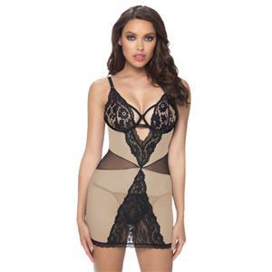 Sleepwear for Women, Sexy Bodystocking, Cheap Lingerie, Sexy lingerie Dress for women, Lingerie Cutout, #N12680