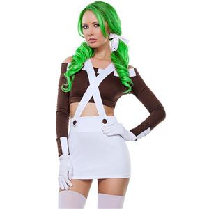 Cartoon Character Costumes, Sexy Halloween Costume, Cheap High Waisted Costume, Cosplay Costume for Women