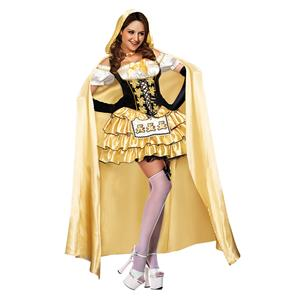 Sexy Goldilocks Costume, Women