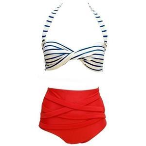 Sexy Bikini Set. Fashion Halter Neck Bikini, Women