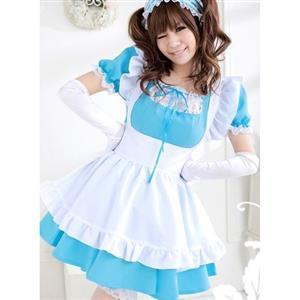 Cosplay Costume, Sexy Japan Maid Costume, Lolita Maid Costume, #M8253