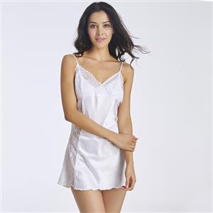 Sexy Nightgown for women, Sexy Lace Babydoll Lingerie Set, Cheap Fashion Lingerie, Plus size Lingerie Dress, Sleepwear dress, Women