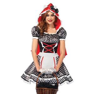 Little Red Riding Hood Costume, Sexy Women