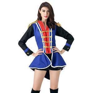 Sexy Majorette Costume, Women