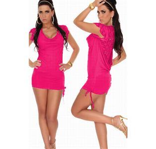 Sexy Mini Dress, Lace Dress, back lace Dress, #N4893