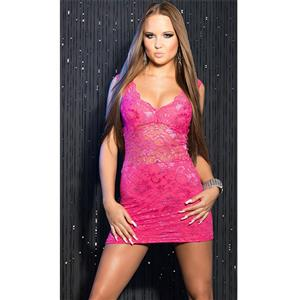 Sexy Mini Dress with Lace, Lace Mini Dress, Floral Lace Mini Dress, #N8006