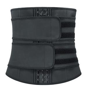 Waist Gym Trainer Corset, Waist Trainer Cincher Belt, Slimmer Body Shaper Belt, Cheap Sport Gym Waist Cincher Belt, Double Velcros Corset Belt, Neoprene Sports Waist Belt, #N20898