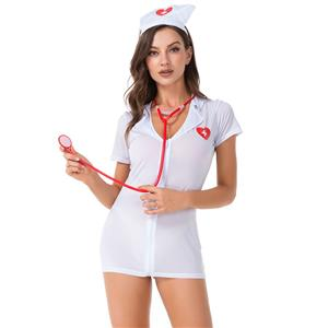 Hot Nurse Costume, Sexy Nurse Lingerie, Sexy Nurse Cosplay Costume, Sexy  Nurse Uniform Lingerie, Sexy Nurse Uniform Halloween Costume, Nurse Temptation Costume, #N21451