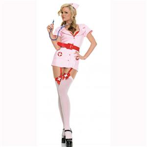 Nurse Outfits, Sexy Nurses Uniform, Nurse Costume, #M4006