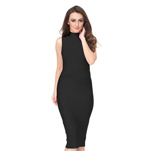 Office Lady Dresses, Sexy Dresses for Women, Black Bodycon Dresses, Sexy Bodycon Party Dress, Bodycon Dress for Women, Midi Dress for Women, Wedding Guest Dresses, #N15143
