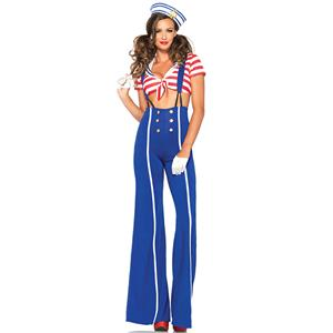 Sexy Sailor Costume, Sailor Costumes Women, #N11780