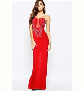 Red Long Dress for Women, Sexy Party Dress for Cheap, Formal Evening Gown, Casual Dress, Pageant Dresses, Plus Size Dresses, #N11176