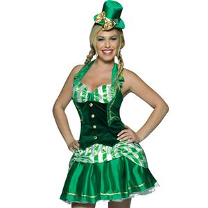 Shamrock Sweetheart Costume N7833