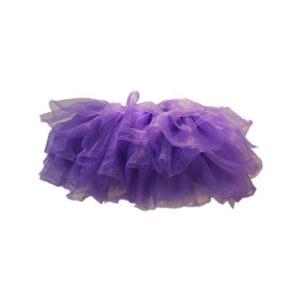 Violet Organza Costume Tutu, ballet