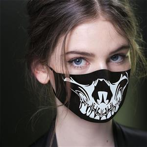 Halloween Face Masks, Costume Ball Masks, Masquerade Party Mask, Adult and Child Mask, Gothic Sexy Mask, Animal Masks, Halloween Devil Cospaly Mask, Anime Cosplay Mask, #MS21478