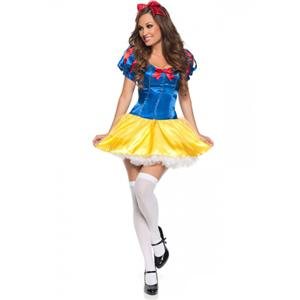 Exclusive Snow White Costume, Sexy Snow White Costume, Disney Snow White Costume, Adult Snow White Costume, Storybook Princess, #N6282