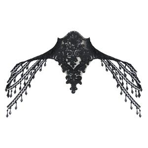 Medieval Gothic Bolero, Gothic Vampire Shrug, Hot Selling Corset Shrug, Gothic Corset Shrug, Fashion Women