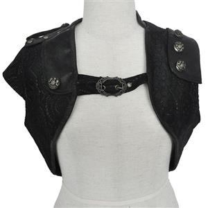 Hot Selling Corset Shrug, Punk Corset Shrug, Fashion Women