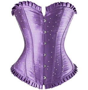 Sexy strapless sparkle corset, Lingerie Corsets, Sexy corset, #M4062