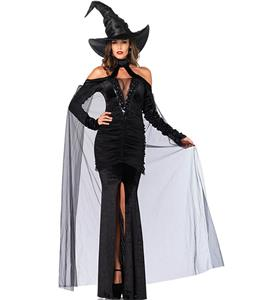 Sultry Sorceress Costume N9153