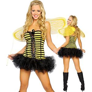 Sexy lingerie china, Sunny Bee Costumes, Queen Bee Costume, #N2135