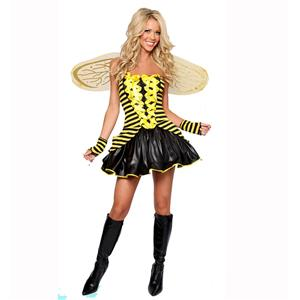 Honey Bee Outfit, Bee Costumes, Busy Bee Costume, #N3149