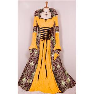 Super Deluxe Renaissance Costume, Medieval Costumes, Renaissance Costumes, #N5621