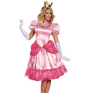Fairy Tale Costume, Super Mario Costume, Cheap Princess Costume, Women