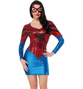 Tangled Spider Girl Costume N9197
