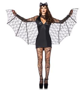 Moonlight Bat Sexy Costume N9193
