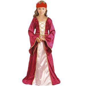 Tudor Queen Costume, Girls Queen Costume, kinder Renaissance Queen Costume, #N5965
