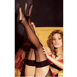 Ultra Sheer Backseam Cuban Heel Stockings, Sexy Stockings,sexy lingerie wholesale, Stockings wholesale, #HG4117