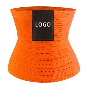 Elastic Waist Trimmer Girdle Belt, Gym Waist Trainer Corset, Waist Trainer Cincher Belt, Slimmer Body Shaper Belt, Cheap Sport Gym Waist Cincher Belt, Workout Enhancer Belt, Adjustable Sports Fitness Waist Belt, #N21470