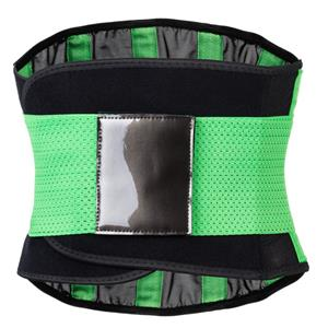 Waist Gym Trainer Corset, Waist Trainer Cincher Belt, Slimmer Body Shaper Belt, Cheap Sport Gym Waist Cincher Belt, Acrylic Bones Corset Belt, #N15284