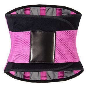 Waist Gym Trainer Corset, Waist Trainer Cincher Belt, Slimmer Body Shaper Belt, Cheap Sport Gym Waist Cincher Belt, Acrylic Bones Corset Belt, #N15286