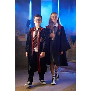 Wizard Role Play Costume, Children  Halloween Costume, Wizard Magic Robe Halloween Costume, Halloween Robe Costume, Children Wizard Cosplay Costume, #N18219