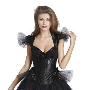 Fashion Body Shaper, Cheap Shapewear Corset, Womens Bustier Top, Sexy Bustier Corset, Outerwear Corset for Women, #N11697