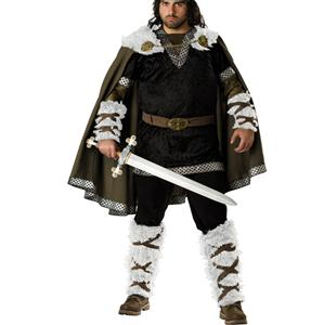 Super Deluxe Viking Warrior Costume, Viking Warrior Adult Costume, Viking Warrior Costume, #N4881