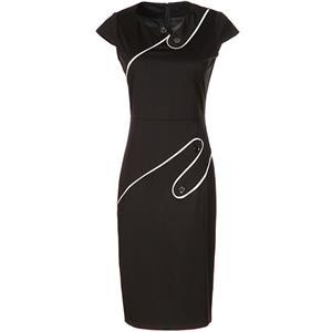 Plus Size Dresses, Cheap Dresses for women, 1950s Vintage Dresses for women, Cocktail party dresses, Evening Dresses, #N12074