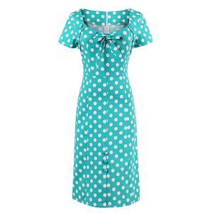 Summer Bodycon Dresses for Women, Green Bodycon Dress, Casual Party Dress, Casual Dress for Women, Vintage Dress for Women, #N14233