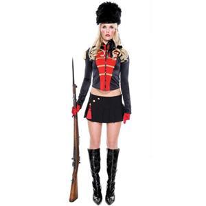 Ring Hottie Costume, Ringmaster Costume, Showstopper Costume, #C1824