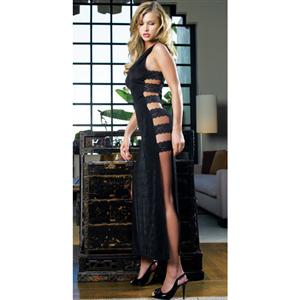 Nightgown and Lingerie Gown Here, Sexy Evening Gowns, Sexy Night Gowns, #W8556